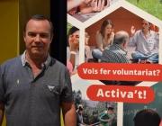 Jordi Balot en l'Assemblea General on va ser escollit president pels propers 4 anys.