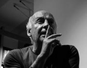 Eduardo Galeano. Font: Mariela De Marchi Moyano (Flickr)