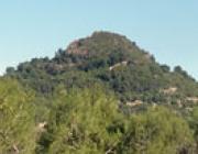 L'emblemàtic turó de Montcada (imatge: Montcada.cat)