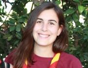 elena Català, membre de l'Àmbit de Participació Infantil i Juvenil de MEG