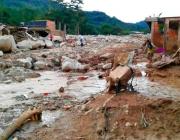 Emergència inundacions Colòmbia