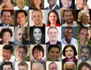 Emprenedors seleccionats any 2014. Font: Schwab Foundation Social Entrepreneurs.