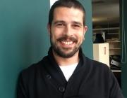 Enric Alvarez. Tècnic del projecte Oportunitat Jove
