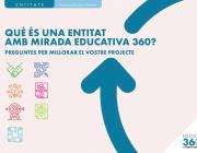 Subvencions a projectes educatius d'entitats sense finalitat de lucre a la demarcació de Barcelona, anys 2019 i 2020
