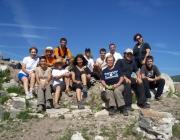 equip de voluntariat internacional