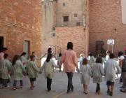 Imatge d'una de les escoles de Vic
