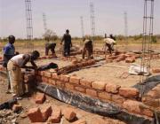 Construint una escola a Burkina Faso