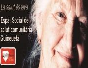 Imatge de l'Escola de salut per a la gent gran d'aquest espai del barri de la Guineuta de Barcelona