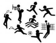 Representació diferents esports. Font: Institut Manuellar de Montsuar