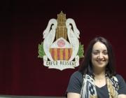 Esther Cos Ayala, presidenta de l'Orfeó Reusenc.