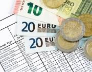 Bitllets i monedes d'euro. Font: Pixabay