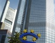 L'edifici del Banc Central Europeu, a Frankfurt, a Alemanya. Font: Wikipedia