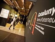 Inauguració al Museu d'Història de Catalunya l'any 2012