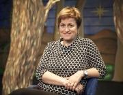 Anna Simó, vicepresidenta del Parlament de Catalunya i diputada d'ERC