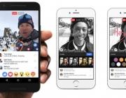 Facebook Live també us vol ajudar a retransmetre esdeveniments
