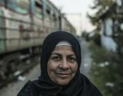 Imatge de portada de l'informe: la Fatheh, refugiada síria a Alemanya