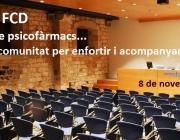 IX Jornada de la Federació Catalana de Drogodependències