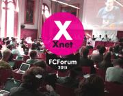 Conferència en una de les anteriors edicions del fòrum