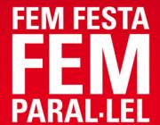Logotip de la festa FEM Paral·lel