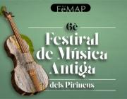 Festival de Música Antiga dels Pirineus 2016 / Font: FeMAP