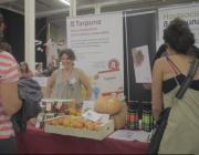 Un estand de la II FESC. Fotograma del vídeo resum de l'edició 2013