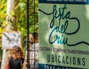 Festa del Riu de 2019, l'última que es va fer en format presencial Font: Festa del Riu