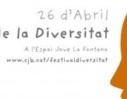 Festival de la Diversitat, organitzat pel CJB i adreçat a infants i joves