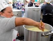 Festival de Sopes del Món 2013. Foto de Pedro Garcia