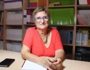 Fina Rubio, presidenta de la Fundació Surt i de la xarxa de Dones Directives i Professionals de l'Acció Social.  Font: F. R.