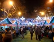 Fira de Nadal Solidària. Font: nadal.bcn.cat