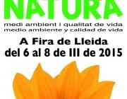 La Fira Natura a LLeida aquest se celebrarà entre el 6 i el 8 de març