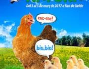 Cartell de la XIX edició de la Fira de la Natura de Lleida (imatge: www.firanatura.org)