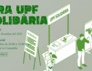 Una trentena d'entitats participaran el dimecres 20 d'octubre a la novena edició de la Fira UPF Solidària. Font: UPF Solidària