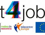 Logotip del programa Fit4Jobs
