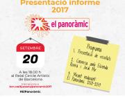 Presentació 'El Panoràmic' 2017