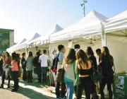 Fira d'entitats de la Festa Major UAB 2013