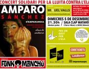 Cartell del concert solidari per la lluita contra l'ELA
