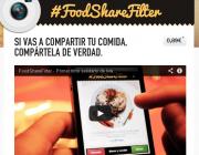 Amb #foodhsarefilter podrem ajudar els programes humanitaris de Mans Unides