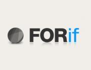 Logotip de Forif