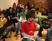 Sessió formativa. Font: Olga Berrios (Flickr)
