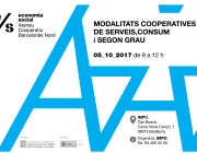 Modalitats cooperatives de serveis, consum i segon grau