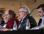 Conferència sobre el PCI, que l'Ens va organitzar amb motiu del Som Cultura Popular (font: Ens de l'Associacionisme Cultural Català)