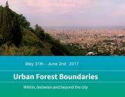 Del 31 de maig al 2 de juny se celebra a Barcelona el Fòrum Europeu sobre Boscos Urbans (imatge: EFUF2017.amb.cat)