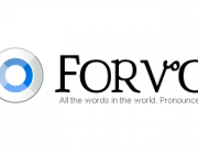 Logotip de la plataforma col·laborativa Forvo