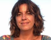 Cesca Domènech, directora general d'Acció Cívica i Comunitària de la Generalitat de Catalunya. Font: DGACC
