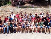 23 joves de tot l'Estat participen en un camp de treball arqueològic inclusiu