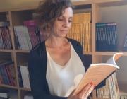 Laia Vidal treballa al departament de Comunicació de l