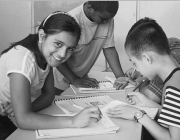 """Projecte """"Barri educador"""", de l'Associació Casal dels Infants del Raval."""