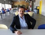 Francesc Martínez de Foix a la seu del Grup TEB Sant Andreu