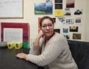 Gemma Ricomà, presidenta de l'Associació Ciutadana Anti-Sida de Catalunya.  Font: Associació Ciutadana Anti-Sida de Catalunya